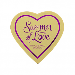 I Heart Revolution Blushing Hearts - Love Hot Summer Bronzer