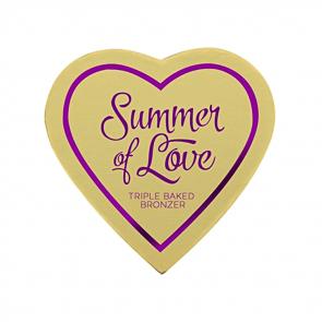 I Heart RevolutionBlushing Hearts - Love Hot Summer Bronzer