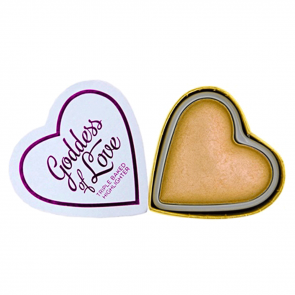 I Heart RevolutionBlushing Hearts - Golden Goddess