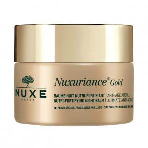 BAUME NUIT NUTRI FORTIFIANT NUXURIANCE GOLD