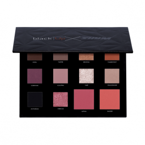 BLACK|UP X SHY'M - PALETTE FARDS À PAUPIÈRES ET BLUSH