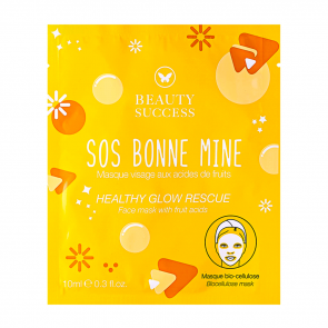 Masque Monodose SOS Bonne Mine