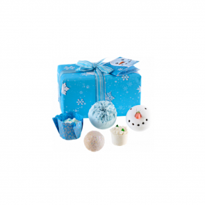 Coffret cadeau Let it Snow Bomb Cosmetics