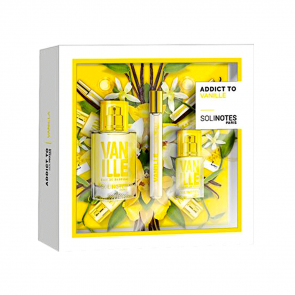 Coffret SOLINOTES ADDICT VANILLE