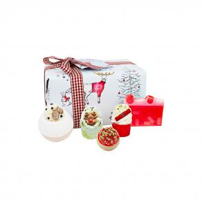 Coffret cadeau Creature Comforts Bomb Cosmetics
