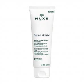 Mousse Éclaircissante Purifiante NUXE White