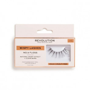 NO.5 FLOSS - NATURAL LASHES