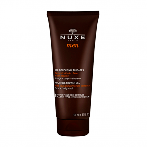 NUXE MEN GEL DOUCHE MULTI-USAGES VISAGE, CORPS ET CHEVEUX