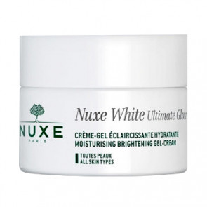 NUXE WHITE ULTIMATE GLOW CREME GEL HYDRATANTE