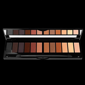Palette 12 Fards : Brown Nude