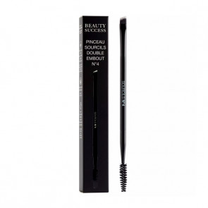 PINCEAU SOURCILS DOUBLE-EMBOUT N°4