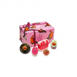 Coffret cadeau Rockin' Robin Bomb Cosmetics