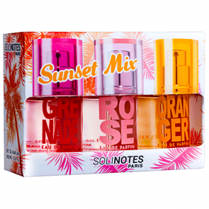 Coffret SOLINOTES SUNSET MIX