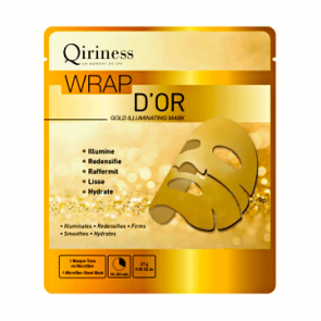 WRAP D'OR MASQUE
